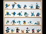 Alsino Vitrine V-31 Ü-Eier Figuren Steine Setzkasten - 60 cm x 52 cm x 6 cm, 4 Fächer