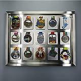 PLID Medaillenkasten,Medaille Display Rahmen,Medaillendisplay,Vitrine für Orden und Ehrenzeichen für Orden und Ehrenzeichen
